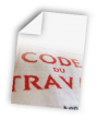 Picto code travail